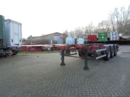 container chassis oplegger Burg BPO 12 27 CCXGX 00 ADR 1998