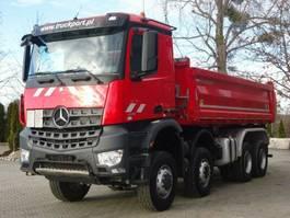 kipper vrachtwagen > 7.5 t Mercedes-Benz AROCS 4142 8x6 EURO6 DSK Meiller Kipper