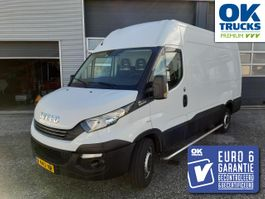gesloten bestelwagen Iveco Daily 35S12A8 V Euro6 Klima AHK ZV