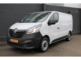 gesloten bestelwagen Renault Trafic 1.6 dCi T27 - Airco - Carkit - € 10.950,- Ex. 2015