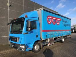 huifzeil vrachtwagen MAN TGL 12.220 Euro 6 2014