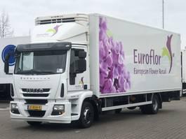 koelwagen vrachtwagen Iveco EUROCARGO 120E 22 EEV 2014