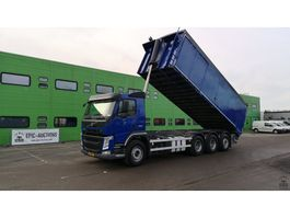 kipper vrachtwagen > 7.5 t Volvo FM 420 2014