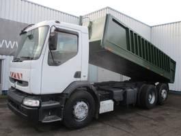 kipper vrachtwagen > 7.5 t Renault Premium 300 , 6x2 , Tipper , Retarder 2001