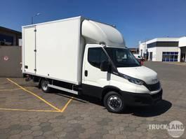 gesloten bestelwagen Iveco Daily 40C18 A8 ( Automaat ) 2021