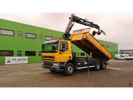 kipper vrachtwagen > 7.5 t DAF FAT CF75.360 2010