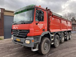 kipper vrachtwagen > 7.5 t Mercedes-Benz ACTROS 5046 AK 10x8 kipper 2009