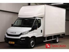 gesloten bestelwagen Iveco Daily 35C16 160PK BAKWAGEN MEUBELBAK LAADKLEP ZIJDEUR AIRCO CRUISE CONTROL 2017