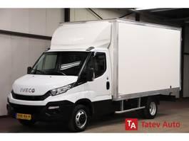 gesloten bestelwagen Iveco Daily 35C16 160PK BAKWAGEN MEUBELBAK EURO 6 2018