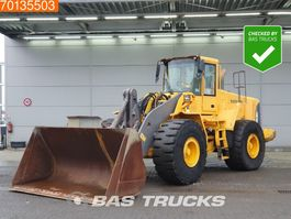 wiellader Volvo L180 E Nice and clean loader 2005