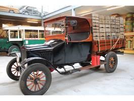 platform vrachtwagen Ford 1925 TT 1925