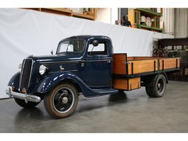 platform vrachtwagen Ford BB TRUCK V8 1932