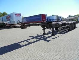 container chassis oplegger Netam-Fruehauf OSCCR 39-327 A 1999