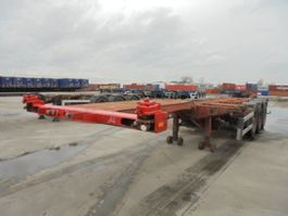 container chassis oplegger D-TEC MT3L 1997