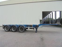 container chassis oplegger D-TEC FT-43-03V DISCBRAKES 2009