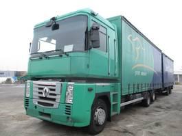 mega-volume vrachtwagen Renault Magnum 460 DXI RETARDER 2007