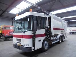 vuilkar camion Terberg volvo URBIN 2011
