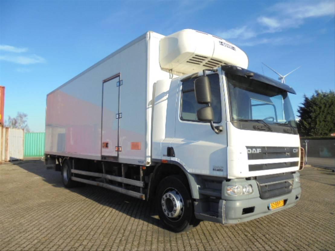 koelwagen vrachtwagen DAF CF 65.220 EEV 2013