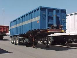kipper oplegger LAG 0-3-37 KHSL - Aluminium - 50m3