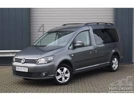 mpv auto Volkswagen Caddy 1.2 TSI Comfortline 7 pers. Trekhaak Airco Navi Comfortline 7 pers... 2013