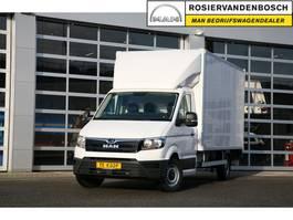 gesloten bestelwagen MAN TGE 3.180 ( 3,5T ) Bakwagen | 2.0 TDI 177PK | 8-traps automaat | L4H2 ME... 2021