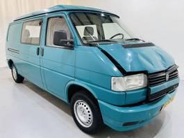 motorhome camper Volkswagen Transporter Camper 2.4d 1993