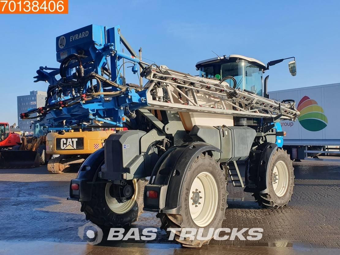 landbouwspuitwagens Diversen Evrard VTK40 Landbouwspuit/veldspuit