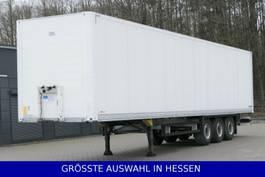 gesloten opbouw oplegger Schmitz Cargobull Rolltor Liftachse Code XL € 389.- mtl. 2017
