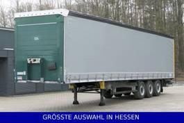 schuifzeil oplegger Schmitz Cargobull Verbreiterbar Rungentaschen Code XL €298.-mtl 2015