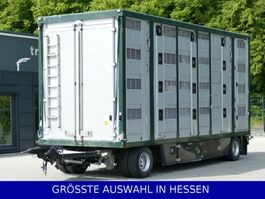 vee aanhanger Pezzaioli Menke 3 Stock Lüfter el. Hydraulik €419.-mtl. 2007