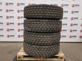 banden vrachtwagen onderdeel Michelin Occ Band 315/80R22.5 Michelin XDE2+