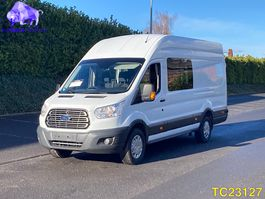 overige bedrijfswagens Ford Transit L4H3 2.0 TDCi - DUBBELE CABINE Euro 6 2017