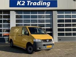 gesloten bestelwagen Volkswagen Transporter 1.9 TDI 300 AIRCO EXPORT ONLY 2008