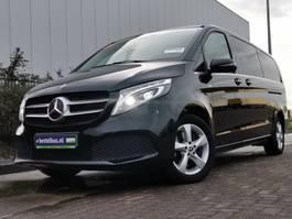 minivan - personenbus Mercedes-Benz V-KLASSE 250 CDI xl facelift avantgar 2019