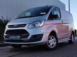 gesloten bestelwagen Ford Transit CUSTOM 2.2 tdci l1h1 limite 2014