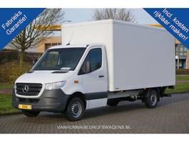 gesloten bestelwagen Mercedes-Benz Sprinter 316 CDI Bakwagen Airco, Navi, Cruise, Laadklep!! NR. 925 2019