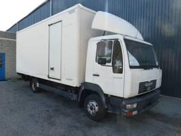 bakwagen vrachtwagen MAN LE 8 150 SPRING /LAMMES  L2000 2005