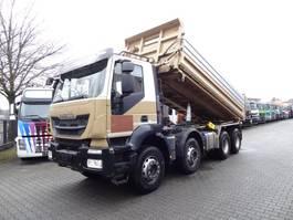 kipper vrachtwagen > 7.5 t Iveco Trakker 340T41 8X4 2015