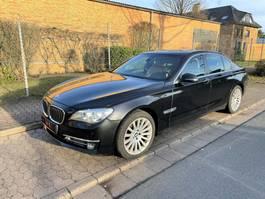 sedan auto BMW 730d xDrive Facelift Modell 2013