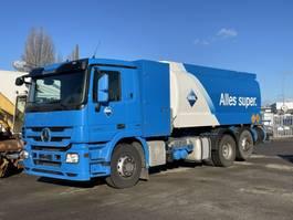 tankwagen vrachtwagen Mercedes-Benz Actros 2541 LL, 6x2, Euro 5 2010