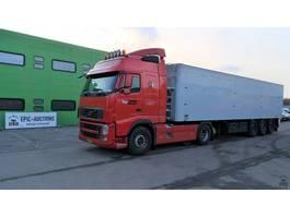 BE oplegger Volvo & Knapen FH 540 6X2 & K200 2011