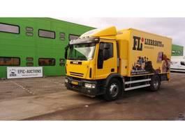 bakwagen vrachtwagen Iveco ML160E28K 2011