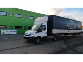 BE oplegger Iveco & DRAF Daily 40C17 & PE5.5-7 2015