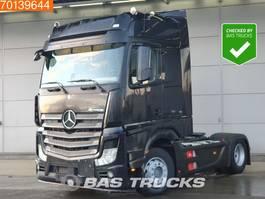 standaard trekker Mercedes-Benz Actros 1842 LS 4X2 Retarder ACC Standklima 2x Tanks BigSpace 2014