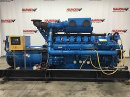 generator Stamford A09I220986 GENERATOR 1900 KVA 2015