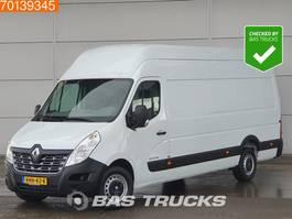 gesloten bestelwagen Renault Master 2.3 dCi 165PK L4H3 extra hoog Airco 3zits L4H3 15m3 A/C 2017