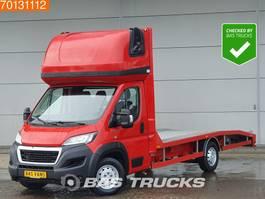 oprijwagen bedrijfswagen Peugeot Boxer 2.0 Blue HDI 163PS Autotransporter Ambulance Cartransporter Winch A/C To... 2018