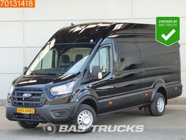 gesloten bestelwagen Ford Transit 350 2.0 TDCI 170PK Dubbellucht 3500kg trekhaak Airco Cruise L4H3 L4H3 15... 2021