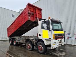 kipper vrachtwagen > 7.5 t DAF CF 430 85 Eur 2 2000