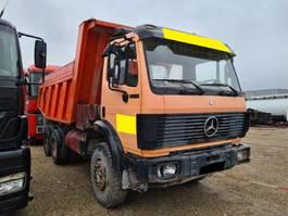 kipper vrachtwagen > 7.5 t Mercedes-Benz SK 2635 grand ponts big axles 1992